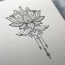 what does flower tattoos really mean lotus flower tattoo design mnd2 tattoos pinterest flower