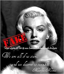 Marilyn Monroe Meme - marilyn monroe quotes that she never actually said immortal marilyn