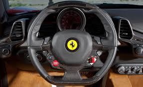 458 italia steering wheel image gallery of steering wheel