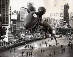 7 photos of vintage balloons from the macy s thanksgiving day parade