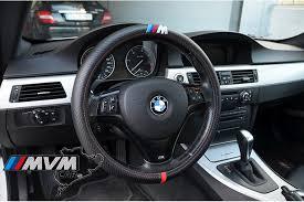 volante bmw x3 funda volante bmw m look fibra de carbono mvmcar
