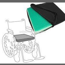 pressure relief cushion memory foam gel seat cushion medical seat
