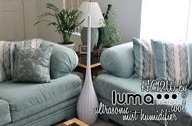 Luma Comfort Cool Mist Vase Humidifier Momma Told Me Seamlessly Modern Home Comfort Luma Comfort Hc12w