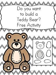 build a teddy do you want to make a teddy craft for kids