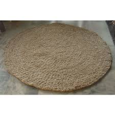 Jute Bathroom Rug China Handmade Fiber Coir Coconut Straw Jute