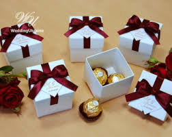 candy containers for favors wedding favor boxes etsy