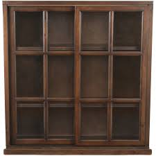 bookcase horizontal solid wood dlmon