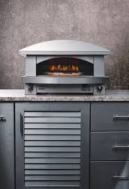kalamazoo outdoor gourmet reveals 24 inch warming cabinet
