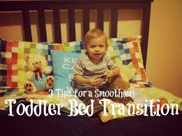 Transitioning Toddler From Crib To Bed by 3 Tips For A Smooth Er Toddler Bed Transition Youtube