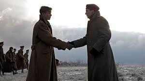 ad of the day sainsbury u0027s recreates 1914 christmas truce in