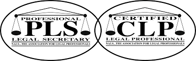 professional legal secretary certified legal professional nals