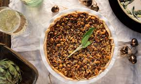 Potatoes As Main Dish - savory sage walnut and roasted sweet potato pie food channel