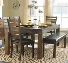 homelegance eagleville 82 inch butterfly leaf dining table in