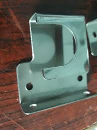 Curtain Rod Socket S S Pipe Bracket U0026 S S L Stand Shelf Stand Manufacturer From Rajkot
