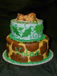 jungle baby shower cakes mrs lydia s kitchen jungle baby shower cake