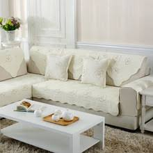 Sofa Covers White Compare Prices On White Sectional Couch Online Shopping Buy Low