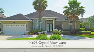 homes for sale jacksonville beach 14603 crystal view lane 32250