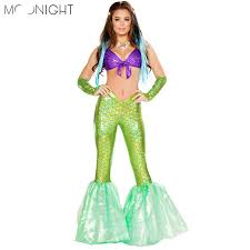 Mermaid Halloween Costume Cheap Mermaid Halloween Costume Aliexpress