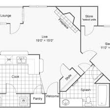 sle floor plans 1 bed 1 bath apartment in burnsville mn the felix apartment homes