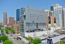 Chicago Hotels Map by Rooftop Lounge Photo Gallery Chicago Club Bar I O Urban Roofscape
