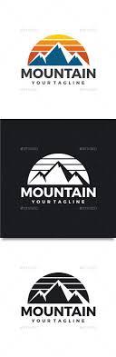 Wyoming travel logos images Best 25 mountain logos ideas mtn logo blog design jpg