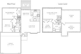 tri level house floor plans tri level home plans contemporary 13 split level house plans at