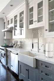 grey and white kitchen ideas breathingdeeply