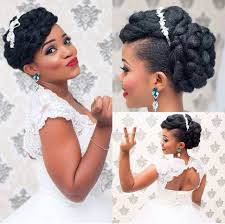 wedding canerow hair styles from nigeria 16 stunning hairstyles for nigerian brides pinteres