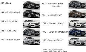2015 mercedes models 2015 mercedes c class order guide revealed benzinsider com a