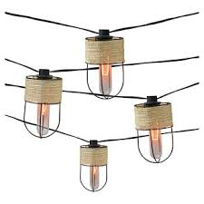 Edison Lights String by Mini Edison String Lights Target