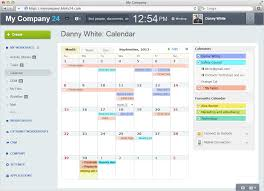 Employee Schedule Calendar by Office42 Enterprise V2 0 Work Time Office42