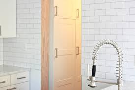 sink backsplash knotty pine cabinet granite countertop replacement