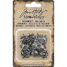 idea ology by tim holtz th93597 adornments