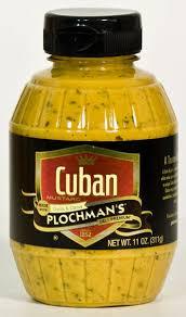 plochman s mustard mustards plochman s cuban mustard national mustard museum