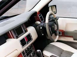 ford land rover interior land rover range rover autobiography 2004 pictures