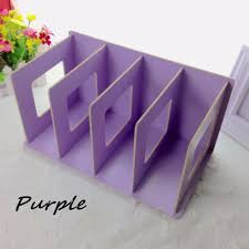 9 colors household multifunctional storage diy storage holders