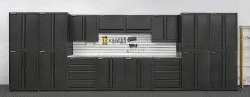 kitchen storage cabinets menards masterforce 244 w x 80 1 4 h x 24 d gunmetal 16
