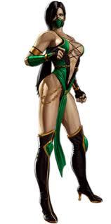 Skarlet Mortal Kombat Halloween Costume Jade Mortal Kombat