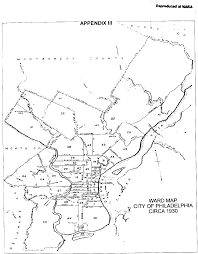 Chicago Ward Map 1910 by Ward 11 In 1900 Philadelphia Speaks