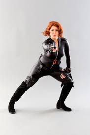 Halloween Costume Black Widow Black Widow Avengers Costume Brit
