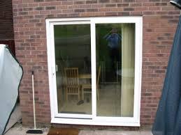 Upvc Sliding Patio Door Locks Oversized Sliding Glass Doors Exterior Patio Double Doors