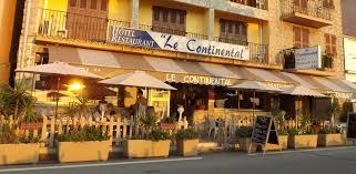 chambres d hotes cargese hôtel restaurant le continental cargèse corse du sud corse