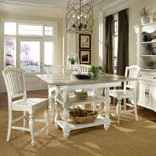 bar height dining table white great option by choosing counter