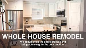 Design Tips For Your Home Whole House Remodel Before And After With Tips For Your Home