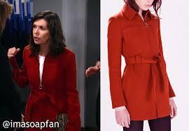 Sabun Zara devane s brick coat general hospital season 53 episode