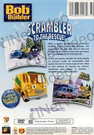 bob builder scrambler rescue dvd movie