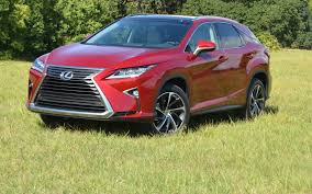 new lexus 2016 2016 lexus rx350 and 450h business class travel the car guide