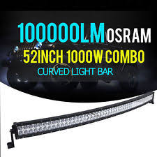 led light bar bundle land rover defender 52 500w osram light bar bundle including mounts