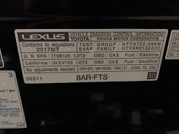 lexus nx turbo edmonton new 2017 lexus nx 200t f sport series 3 4 door sport utility in
