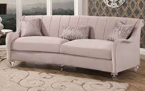 mercer41 huston curved fabric sofa wayfair